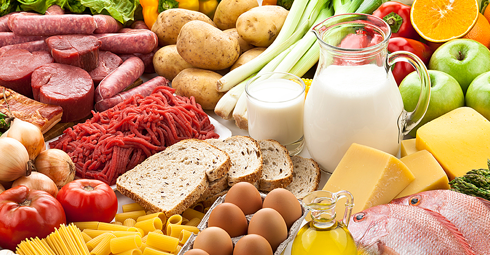 Ilustracija: hrana, foto: http://ppiw.org.uk/