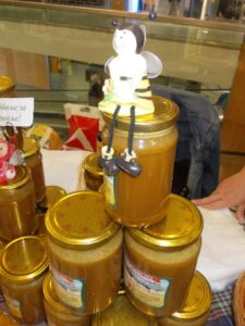 Ilustracija: Pčelinji proizvodi, foto: S.K