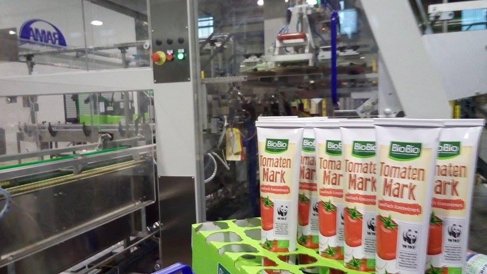 Ilustracija: Proizvodi od paradajza,
