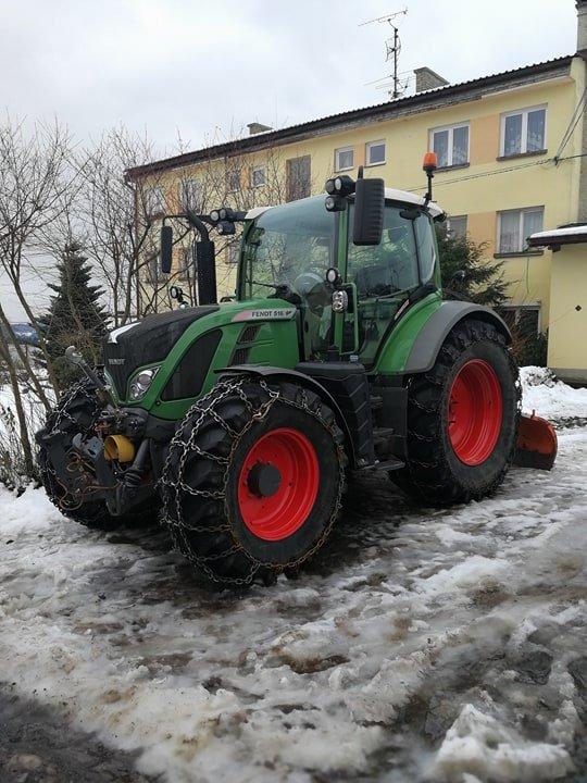 Ilustracija: Traktor u Českoj, foto: S.K.