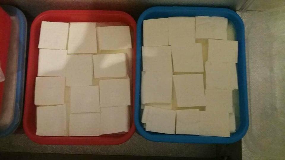 Ilustracija: sir spremam za prodaju, gazdinstvo Pavlović