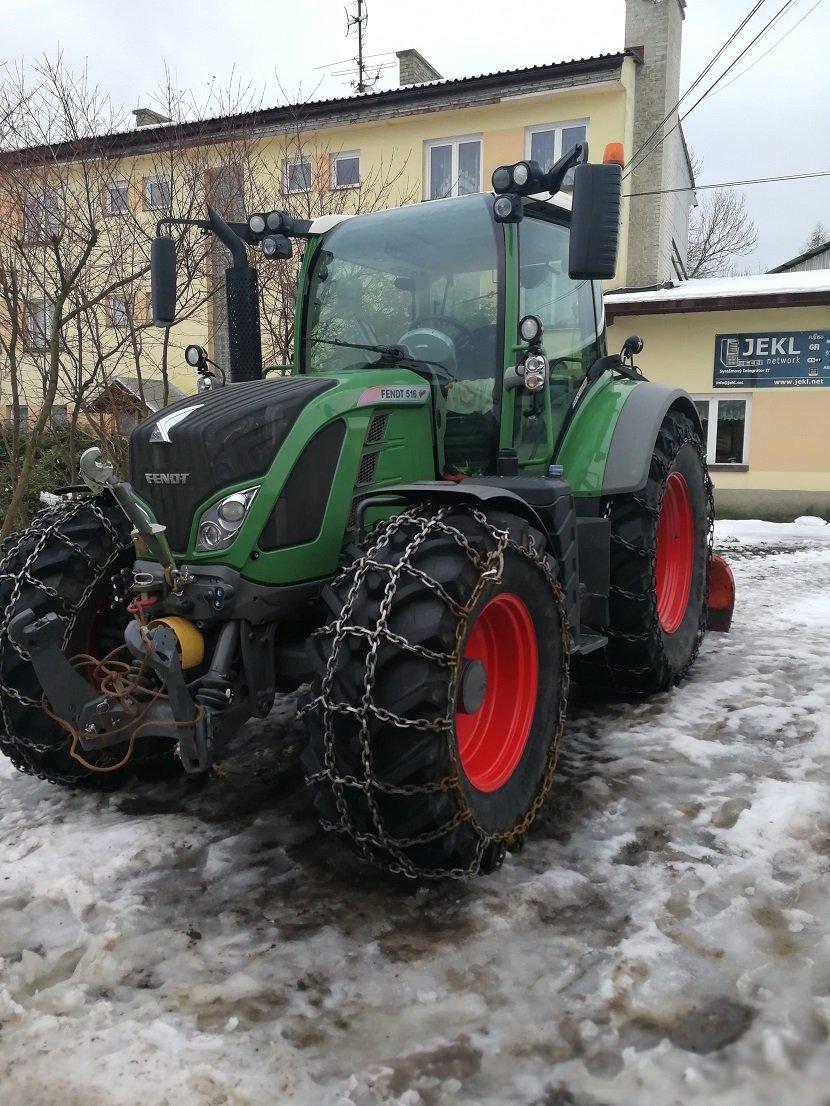 Ilustracija: Traktor sa gazdinstva u Českoj, foto: S.K.
