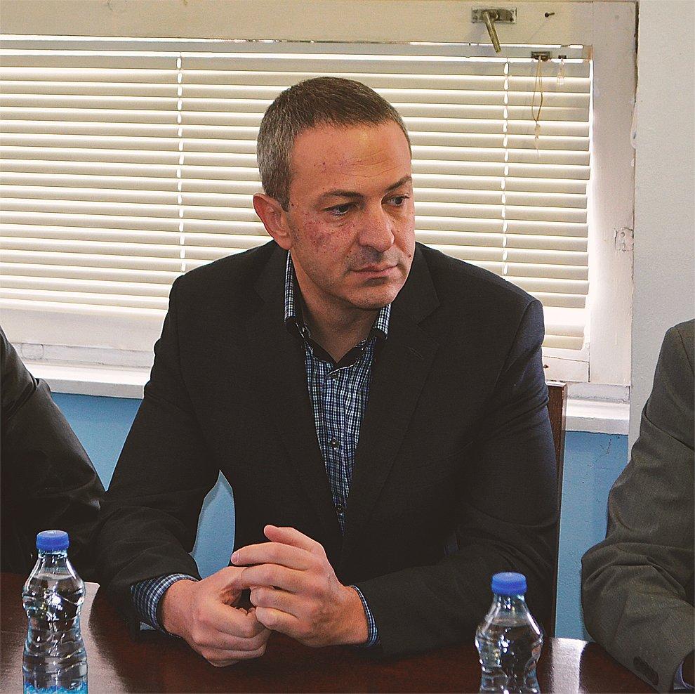 Predsednik opštine Knjaževac Milan Đokić, foto: M. Miladinović, Domaćinska kuća