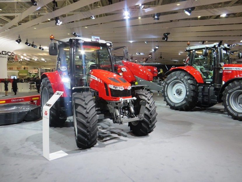 Ilustracija. Traktori sa sajma u Nemačkoj, foto: G.Đ.