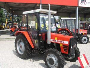 Ilustracija: traktori, foto: S.K.