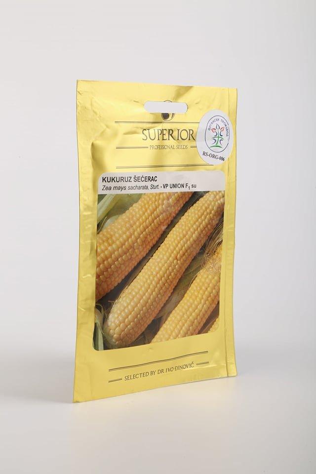 Ilustracija: Superiorovo seme kukuruza, foto: N.Đ.