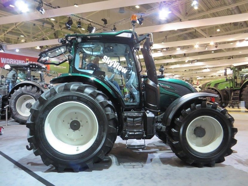 Ilustracija: Traktor sa sajma poljoprivrede u Nemačkoj, foto: G.Đ.