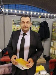 Rodoljub Živadinović, predsednik SPOS-a, foto: S.K.