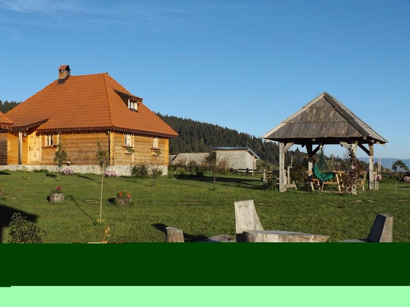 Ilustracija: etno selo Šekler
