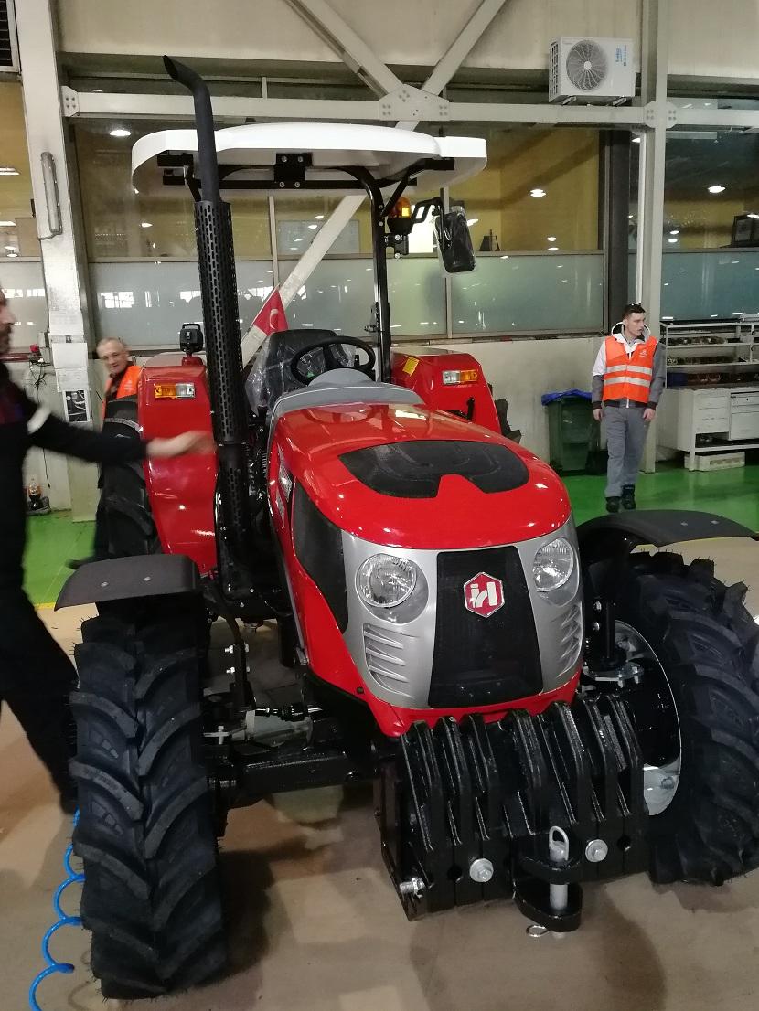 Ilustracija HATTAT traktori u Turskoj, foto: Svetlana Kovačević