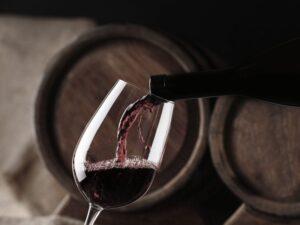 Ilustracija: crno vino, foto: http://jakkalsvlei.co.za