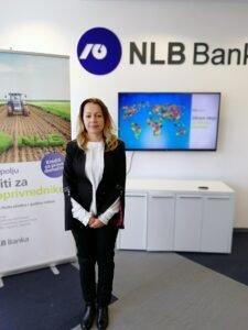 Ilustracija : Biljana Petrović, direktorka Odeljenja za upravljanje prodajom u agro biznisu