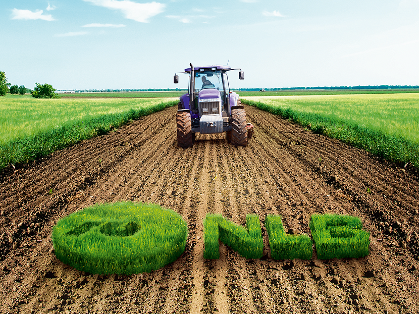 Ilustracija: NLB Slika traktora