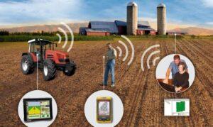 Ilustracija: digitalna poljoprivreda
