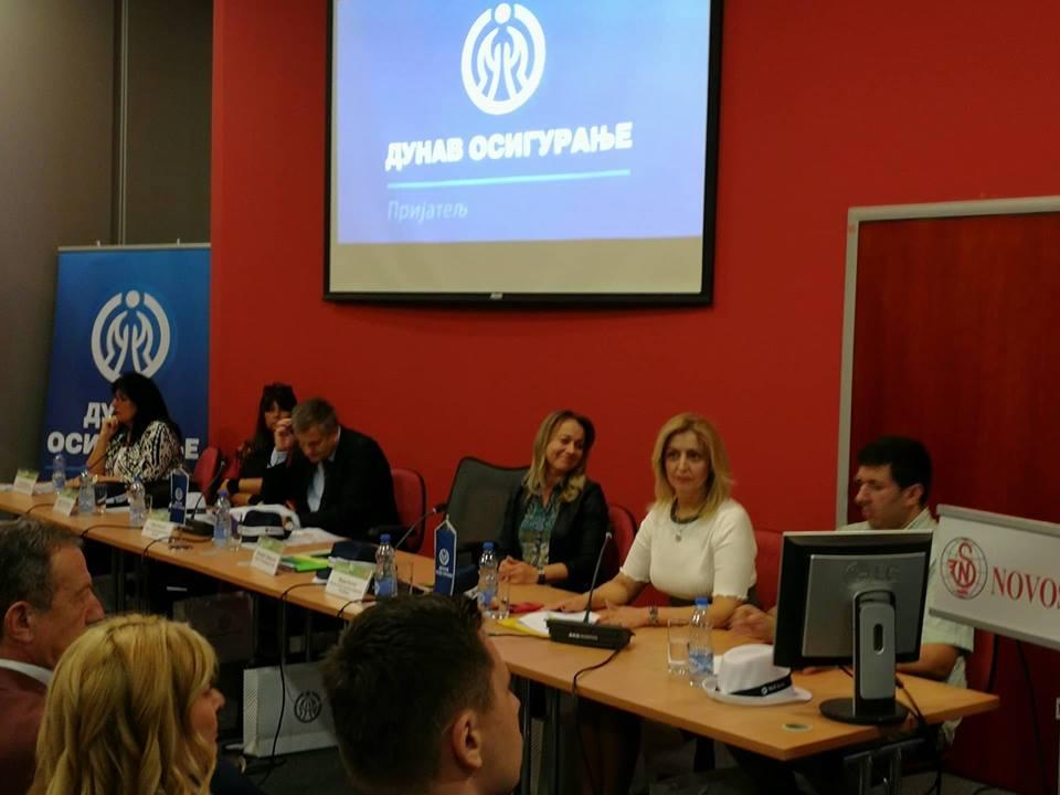 Ilustracija: Učesnici Konferencije, foto: Domaćinska kuća
