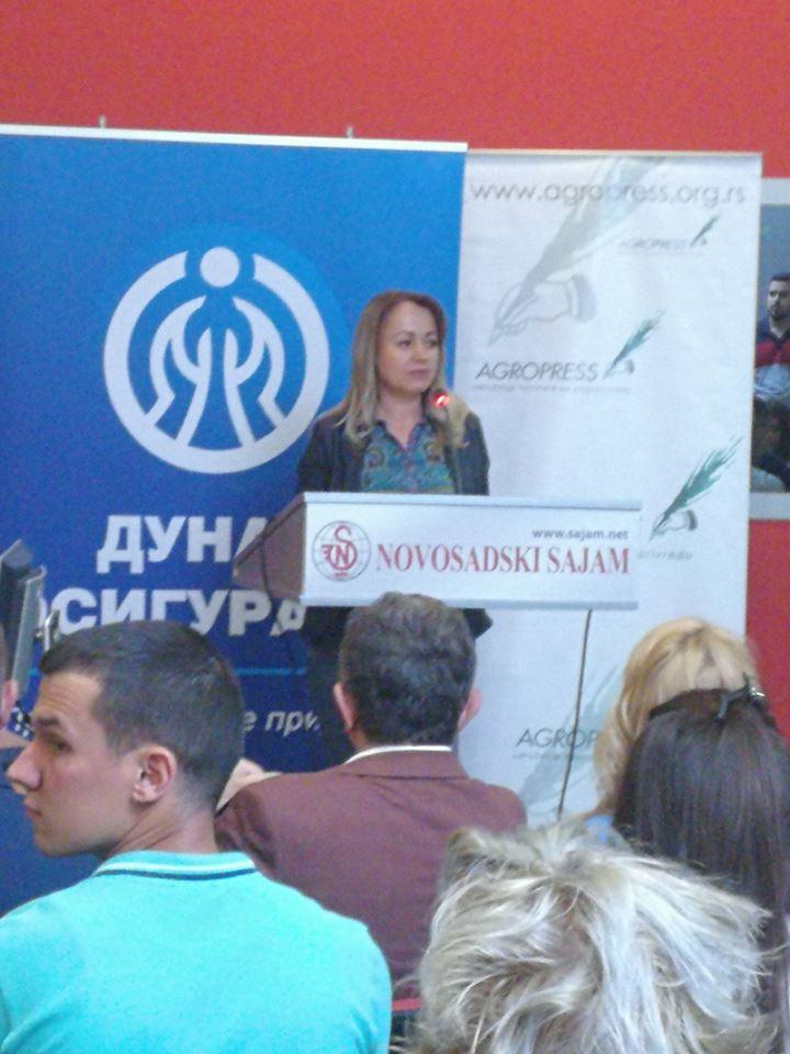 Ilustracija: Biljana Petrović, direktorka NLB BANKE