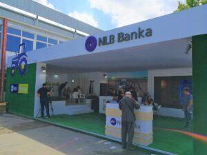 Ilustracija: Štand NLB Banke, FOTO: Domaćinska kuća