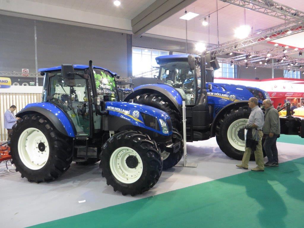 Ilustracija: Traktori
