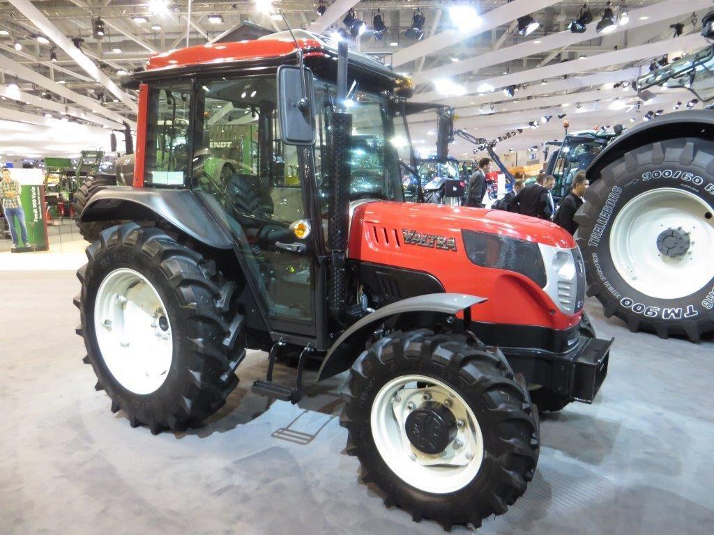 Ilustracija: traktor, foto: Domaćinska kuća