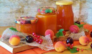 Ilustracija: džem od kajsije, foto: pixabay
