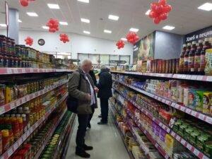 Ilustracija: supermarketi u Srbiji, foto: G.Đ.