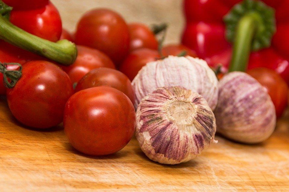 Ilustracija: Organsko povrće, foto: pixabay