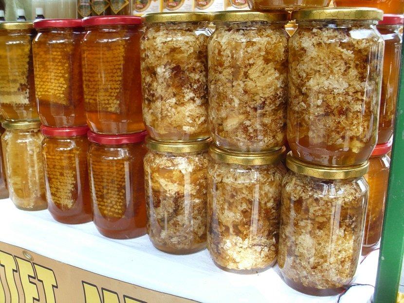 Ilustracija:Med, foto: Domaćinska kuća