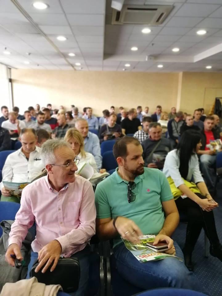 Ilustracija: Učesnici skupa. foto: Svetlana Kovačević