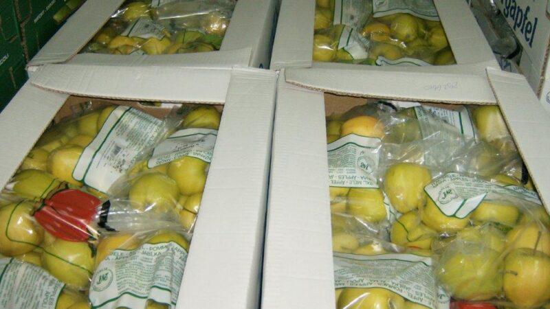 Gde je najbolje pakovati jabuke za transport