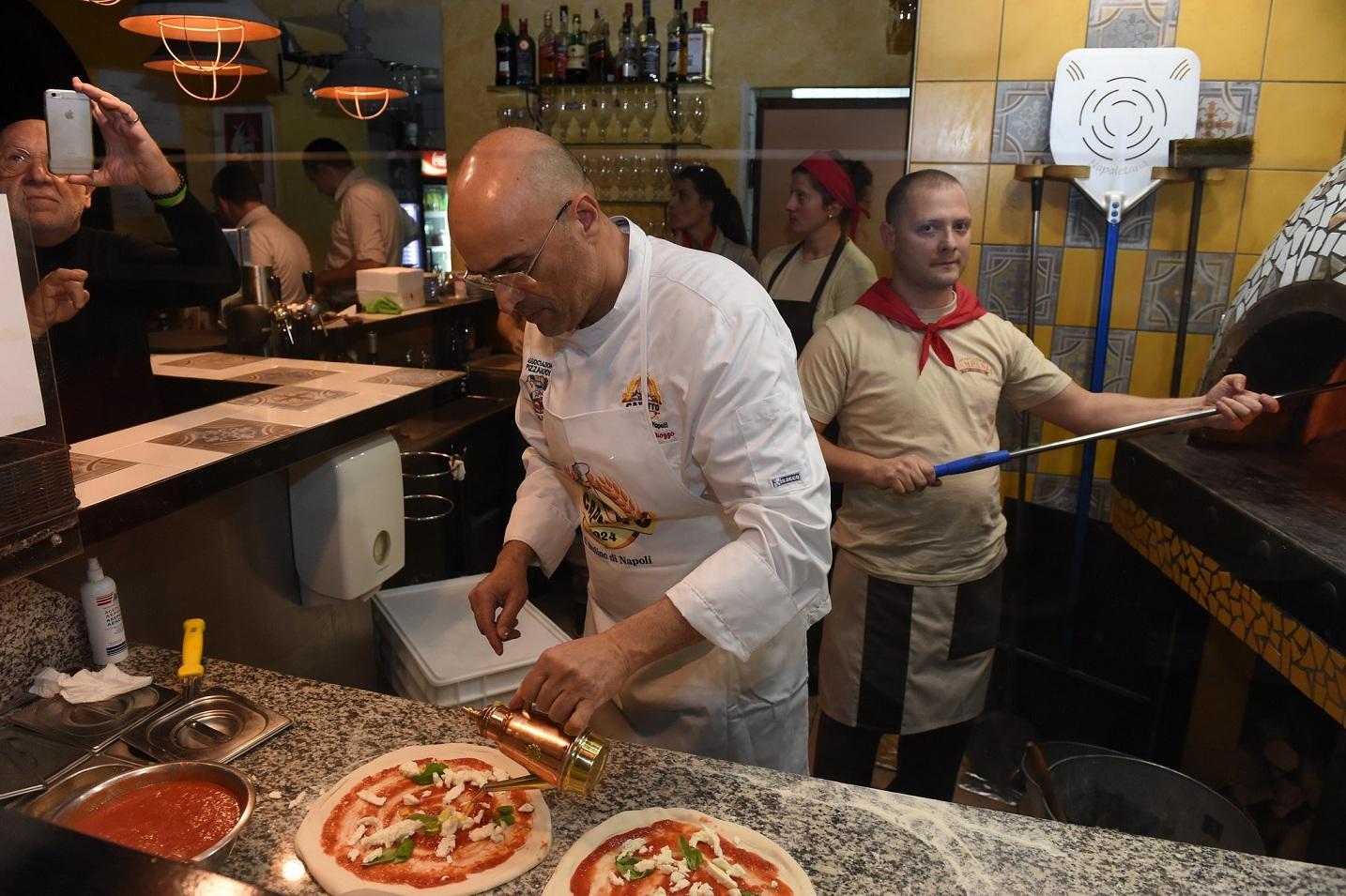 Ilustracija: Italijanska kuhinja