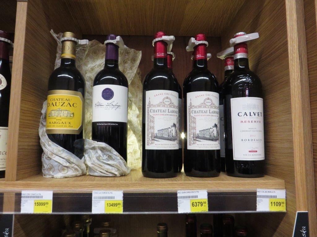 Ilustracija: vinoteka, foto: Domaćinska kuća