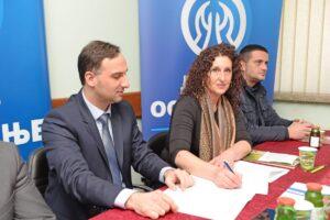 Ilustracija: Učesnici Konferencije, foto: Aleksandar Mijatović