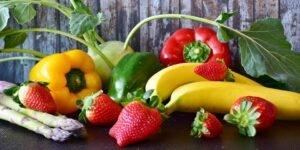 Voće i povrće, ilustracija, foto: Rita, pixabay