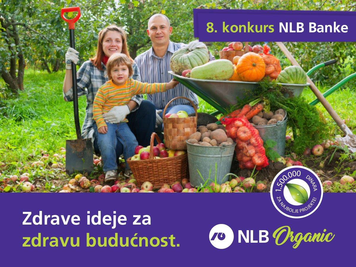 Ilustracija: Osmi konkurs NLB organic, foto: NLB