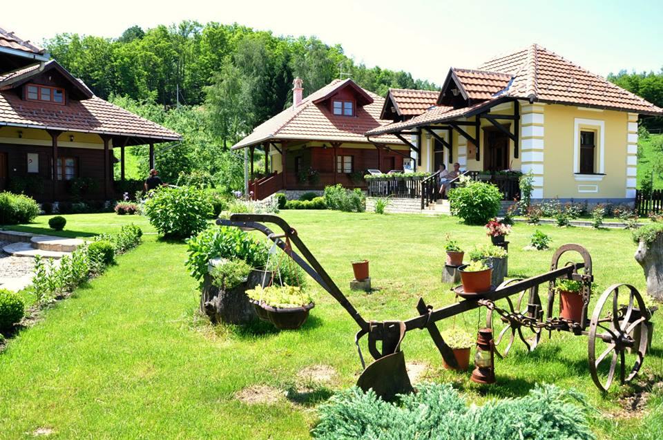 Ilustracija: Etno selo Vajti, foto: Iz arhive Vajata
