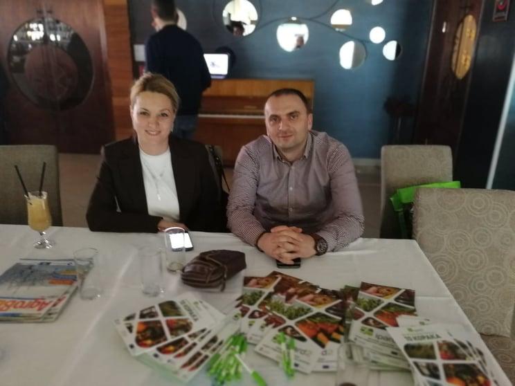 Ilustracija: Marina Živanović i Boško Umetić, pomoćnici direktora Uprave za agrarna plaćanja, foto: Svetlana Kovačević