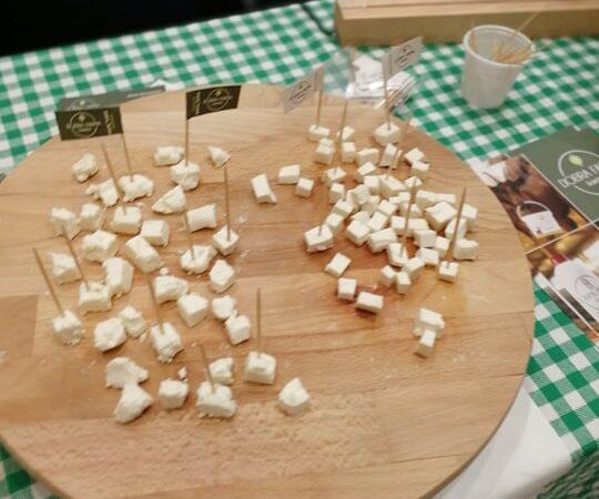 Vrhunski kozji sir iz Dobričeva