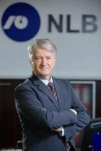Ilustracija: Branko Greganović,predsednik Izvršnog odbora NLB Banke