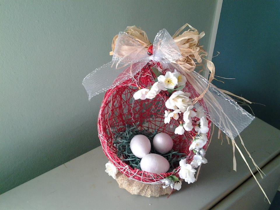 Ilustracija: uskrsnja jaja, foto: Svetlana Kovačević