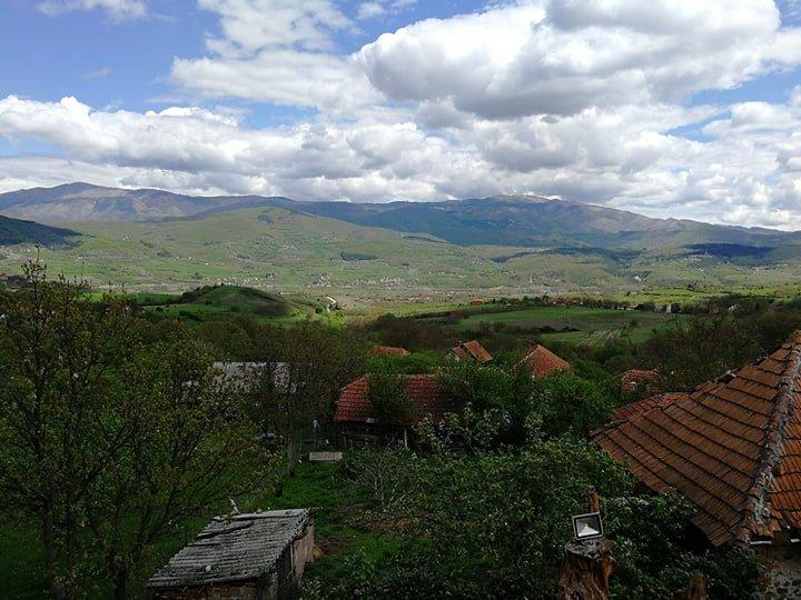 Ilustracija: selo, foto: Svetlana Kovačević