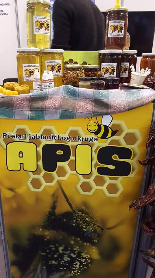 """Ilustracija: Udruženje pčelara ,, APIS"""" Medveđa, foto: Sa fb Udruženja"""