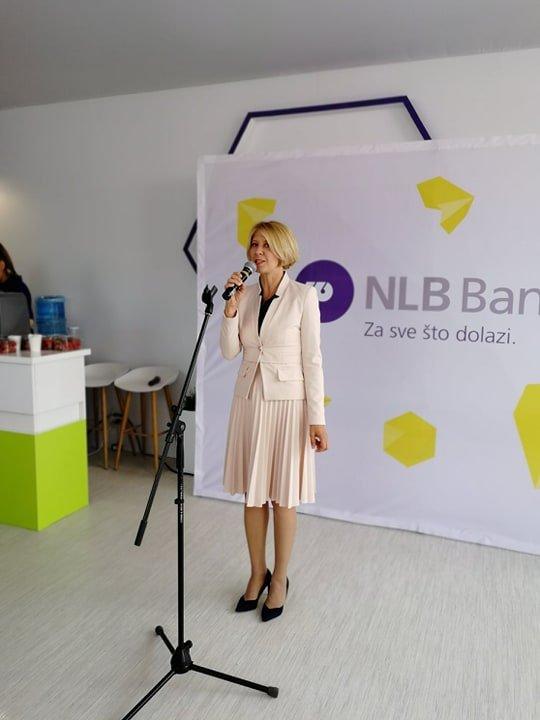 Ilustracija: Tatjana Laketa, NLB Banka, foto: Svetlana Kovačevič