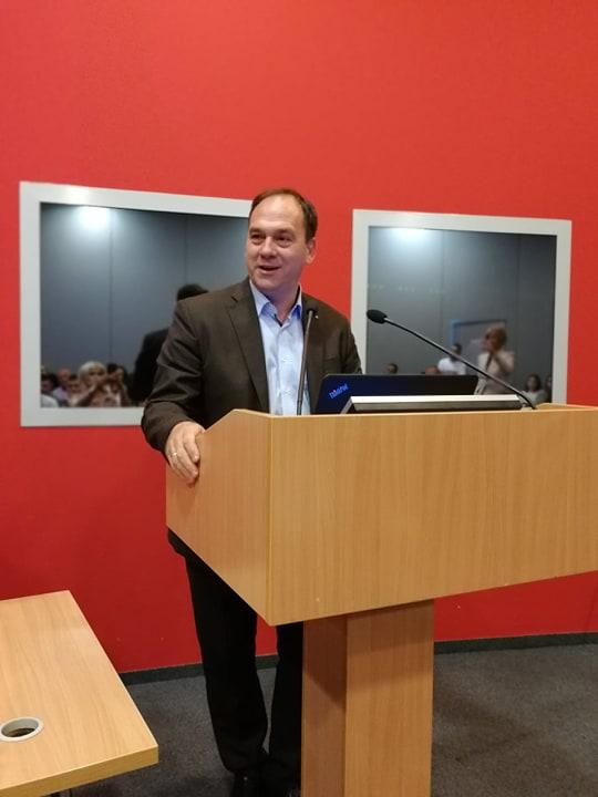 Ilustracija: Vlastimir Vuković, član Izvršnog odbora NLB banke.član Izvršnog odbora NLB banke, foto: Svetlana Kovačević