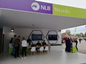 Ilustracija: Štand NLB Banke, foto: Svetlana Kovačević