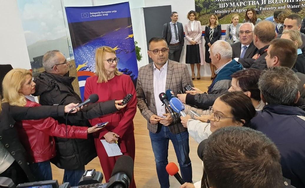 Ilustracija: Branislav Nedimović i Mateja Norčić, foto: Ministarstvo poljoprivrede