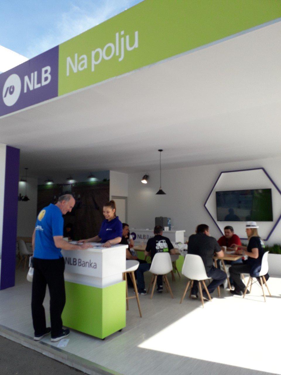 NLB banka, foto: NLB