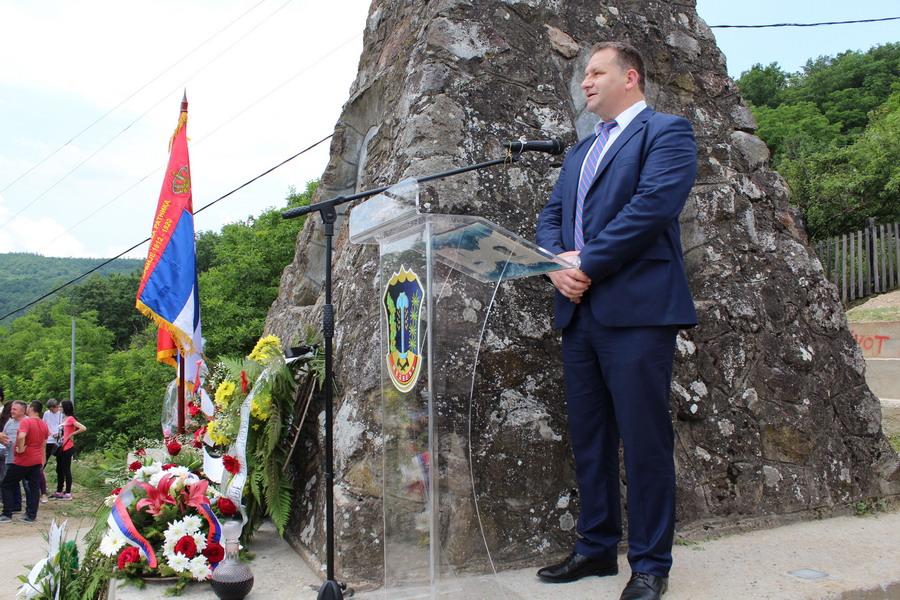 Ilustracija: Dr Nebojša Arsić, predsednik opštine Medveđa