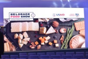 Ilustracija: sajam hrane, foto: Belgrade Food Show