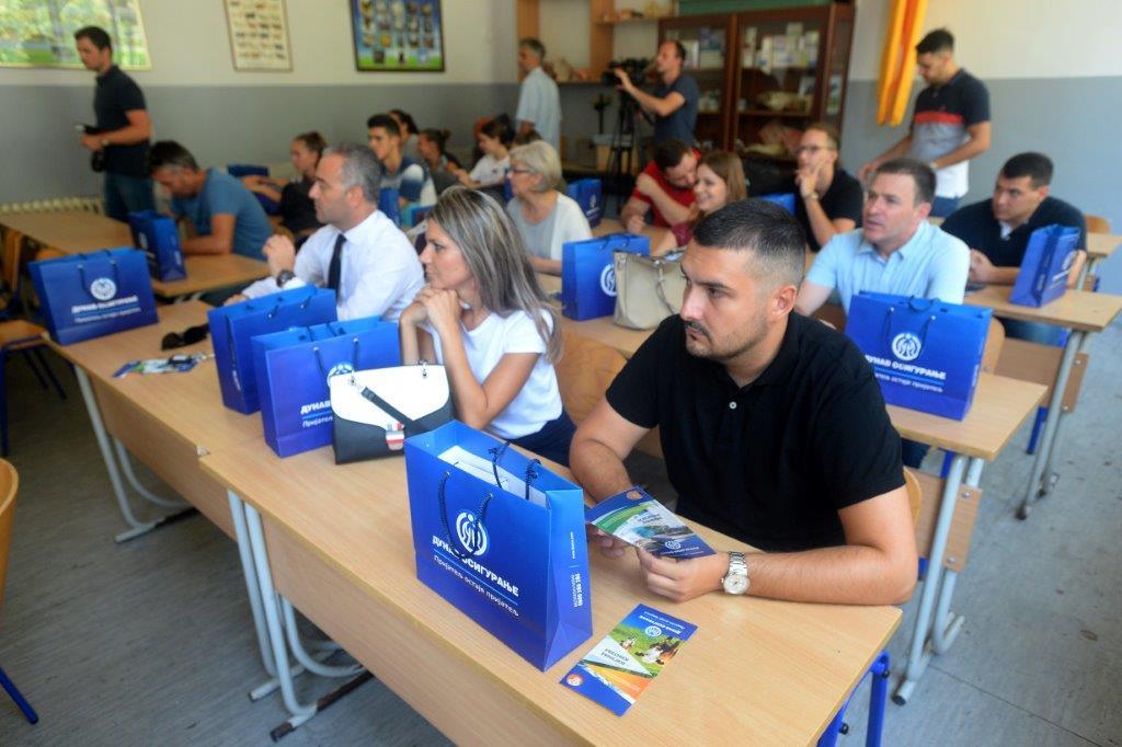 Osiguranje - interesantna tema za učesnike radionice, foto: Dunav osiguranje