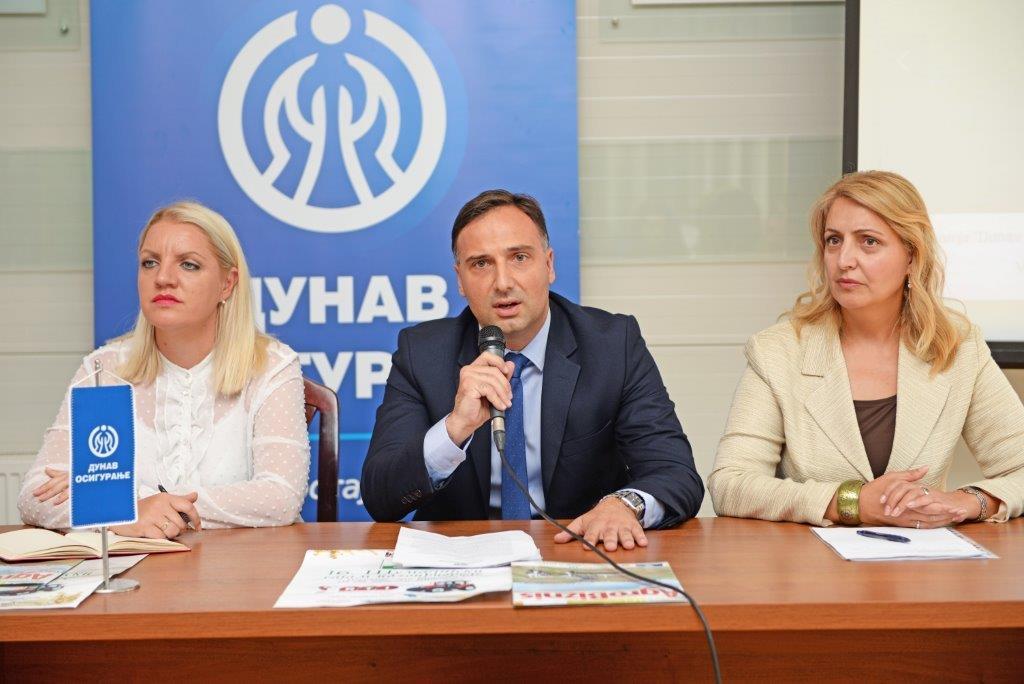 Radionica - Obradović, Milosavljević i Smiljković Stojanović, foto: Dunav osiguranje